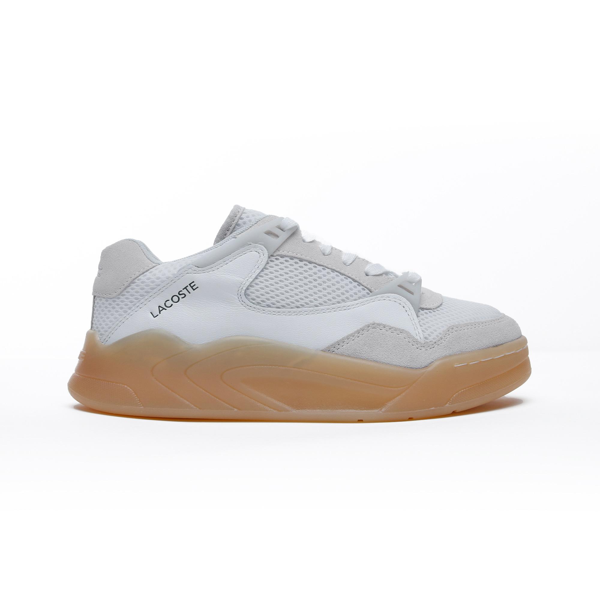 Lacoste Court Slam Dynamic Kadın Beyaz Spor Ayakkabı